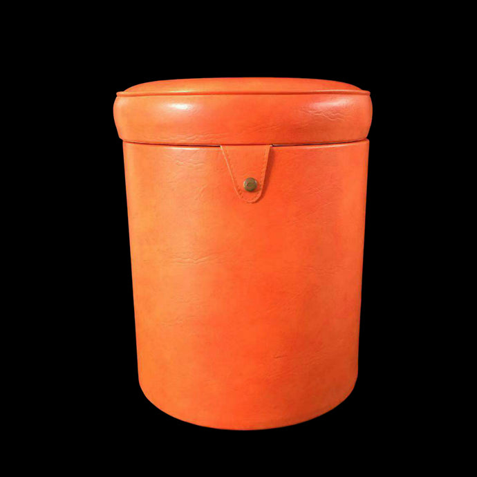 Retro Orange Tub
