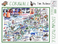 CORNWALL : 1000 Piece Jigsaw