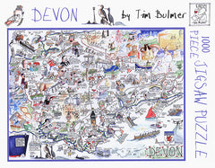 DEVON : 1000 Piece Jigsaw