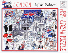 LONDON : 1000 Piece Jigsaw