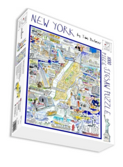 NEW YORK : 1000 Piece Jigsaw