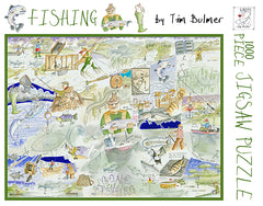 FISHING Jigsaw