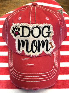 Dog Mom Baseball Cap