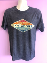 Load image into Gallery viewer, Coastal Longport Tri-Blend Short Sleeve