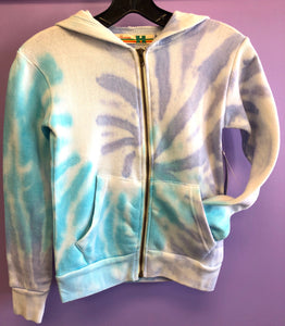 Just Twist Kid's Zip Up Hoodie