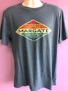 Coastal Margate Tri-Blend Short Sleeve