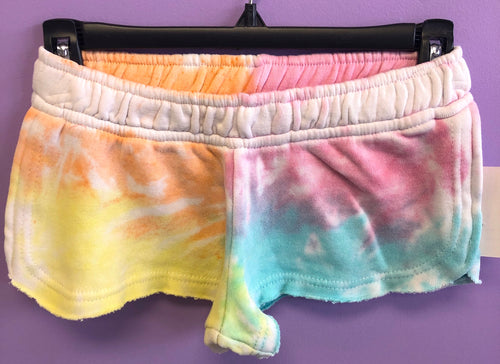 Just Twist Burnout Kid's Shorts