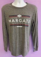 Load image into Gallery viewer, Nautical Margate Tri-Blend Long Sleeve