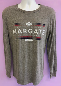 Nautical Margate Tri-Blend Long Sleeve