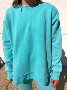Burnout Crewneck