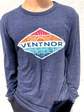 Load image into Gallery viewer, Coastal Ventnor Tri-Blend Long Sleeve