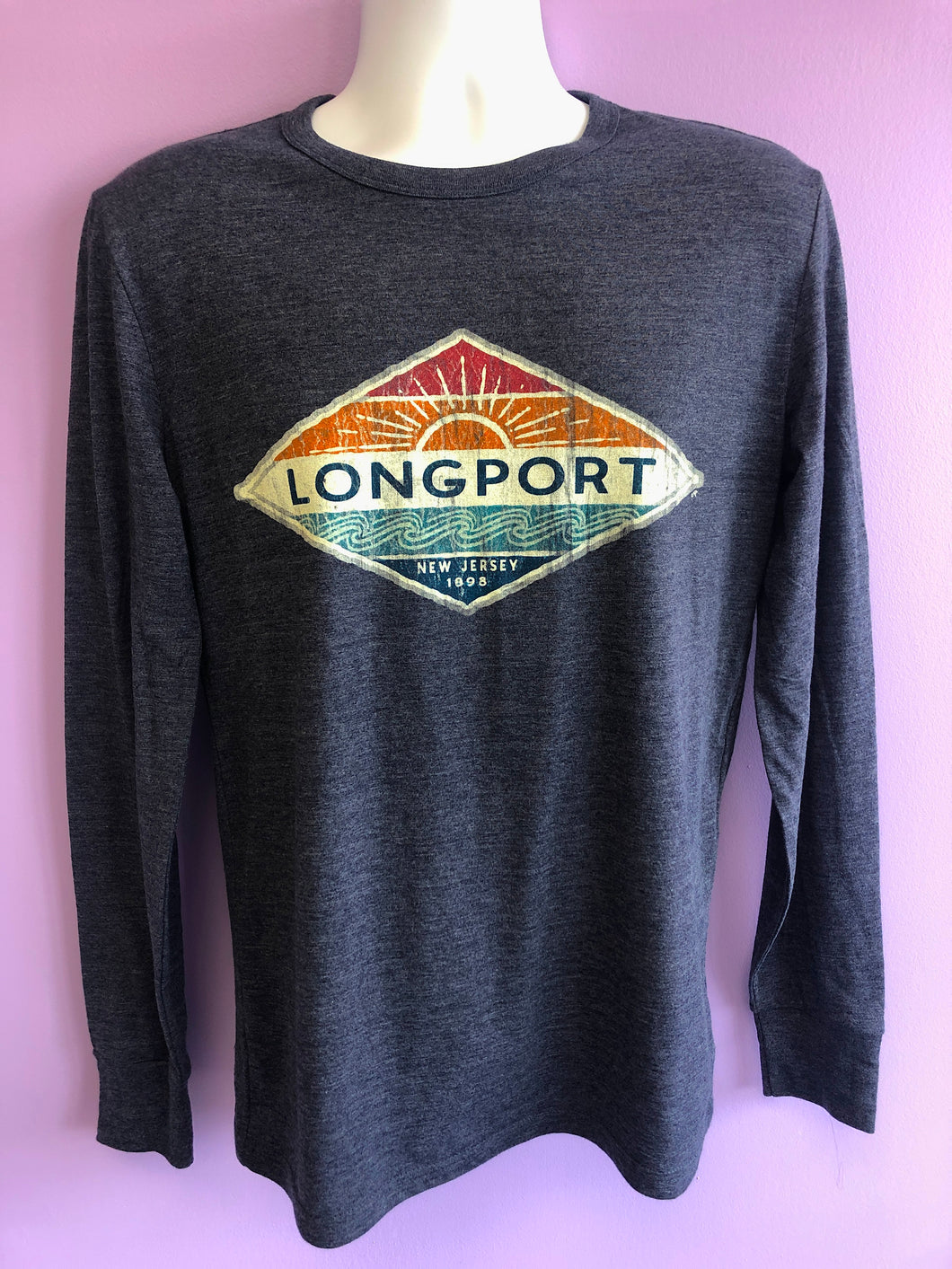 Coastal Longport Tri-Blend Long Sleeve