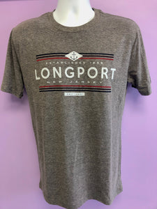 Nautical Longport Tri-Blend Short Sleeve