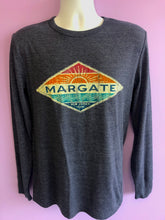 Load image into Gallery viewer, Coastal Margate Tri-Blend Long Sleeve