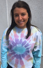 Load image into Gallery viewer, A Twisted TyeDye Burnout Crewneck
