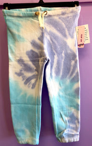 Just Twist Burnout Toddler Sweatpants