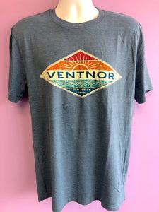 Coastal Ventnor Tri-Blend Short Sleeve