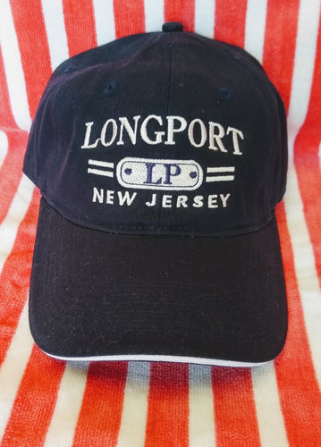 Longport Town Baseball Hat