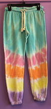 Load image into Gallery viewer, A Twisted TyeDye Burnout Sweatpant