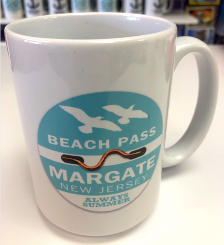 Beach Tag Mugs