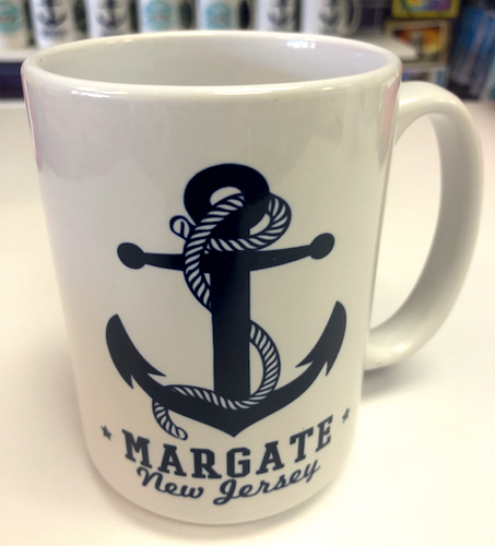 Nautical Town Mugs