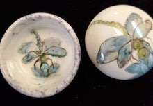 Load image into Gallery viewer, Hand-Painted Little Porcelain Boxes