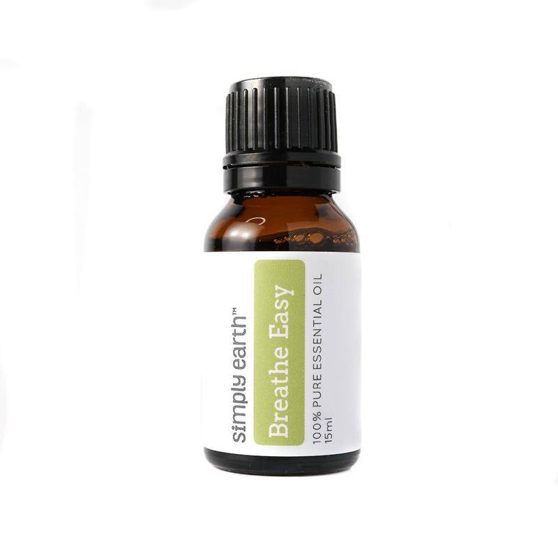 Breathe Easy Essential Oil 15 ml