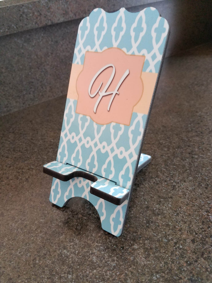 Customizable Cell Phone Stand