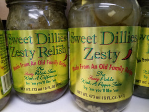 Sweet Dillies Pickles & Relish