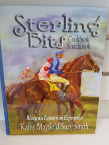 Sterling Bits Cookbook Sketchbook