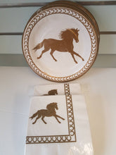 "Load image into Gallery viewer, ""Regal Horse"" Party Supplies"
