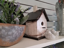 Load image into Gallery viewer, Wood Birdhouse