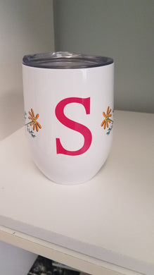 Custom Stemless Insulated Wine Tumbler