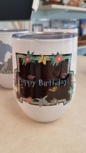Load image into Gallery viewer, Custom Stemless Insulated Wine Tumbler