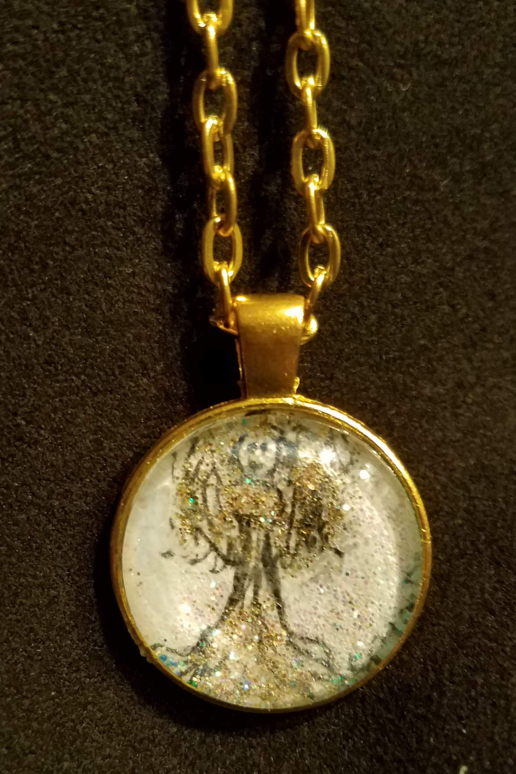 Angel Pendant 24