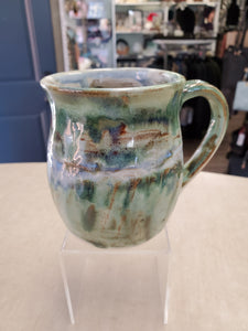Pottery Mugs by Susan Layne Pottery