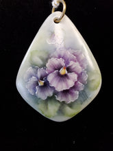 Load image into Gallery viewer, Hand-Painted Pendant / Keychains by Donna Owen