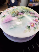 Load image into Gallery viewer, Hand-Painted Porcelain Jewelry Box