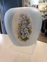 Load image into Gallery viewer, Hand-Painted Porcelain Vases by Donna Owen