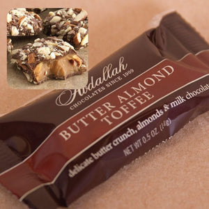 Butter Almond Toffee Singles