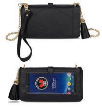 Load image into Gallery viewer, Allure Touch Screen Phone Purse