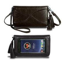 Load image into Gallery viewer, Encounter Touch Screen Phone Purse with Identity Theft Protection