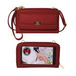 Load image into Gallery viewer, Sanibel Touch Screen Phone Purse with Pocket
