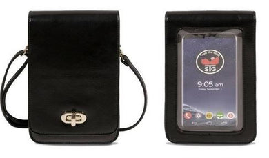 Classic Elegance Touch Screen Phone Purse with Identity Theft Protection