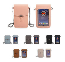 Load image into Gallery viewer, Colorado Touch Screen Phone Purse