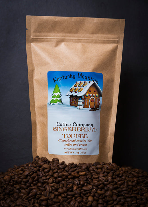Gingerbread Toffee Coffee