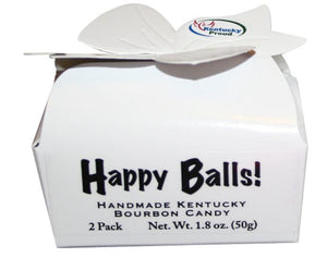 Happy Balls! Handmade Kentucky Bourbon Candy