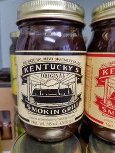 Kentucky's Barbecue Sauce