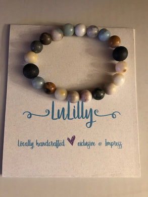 Beaded Infusion Bracelet - Natural