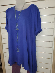 Fashion Tunic Tops - Assorted Colors